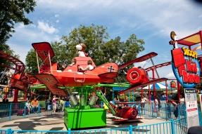 Planet Snoopy at Kings Island | Mason, Ohio